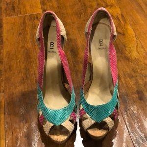 Heels/platforms